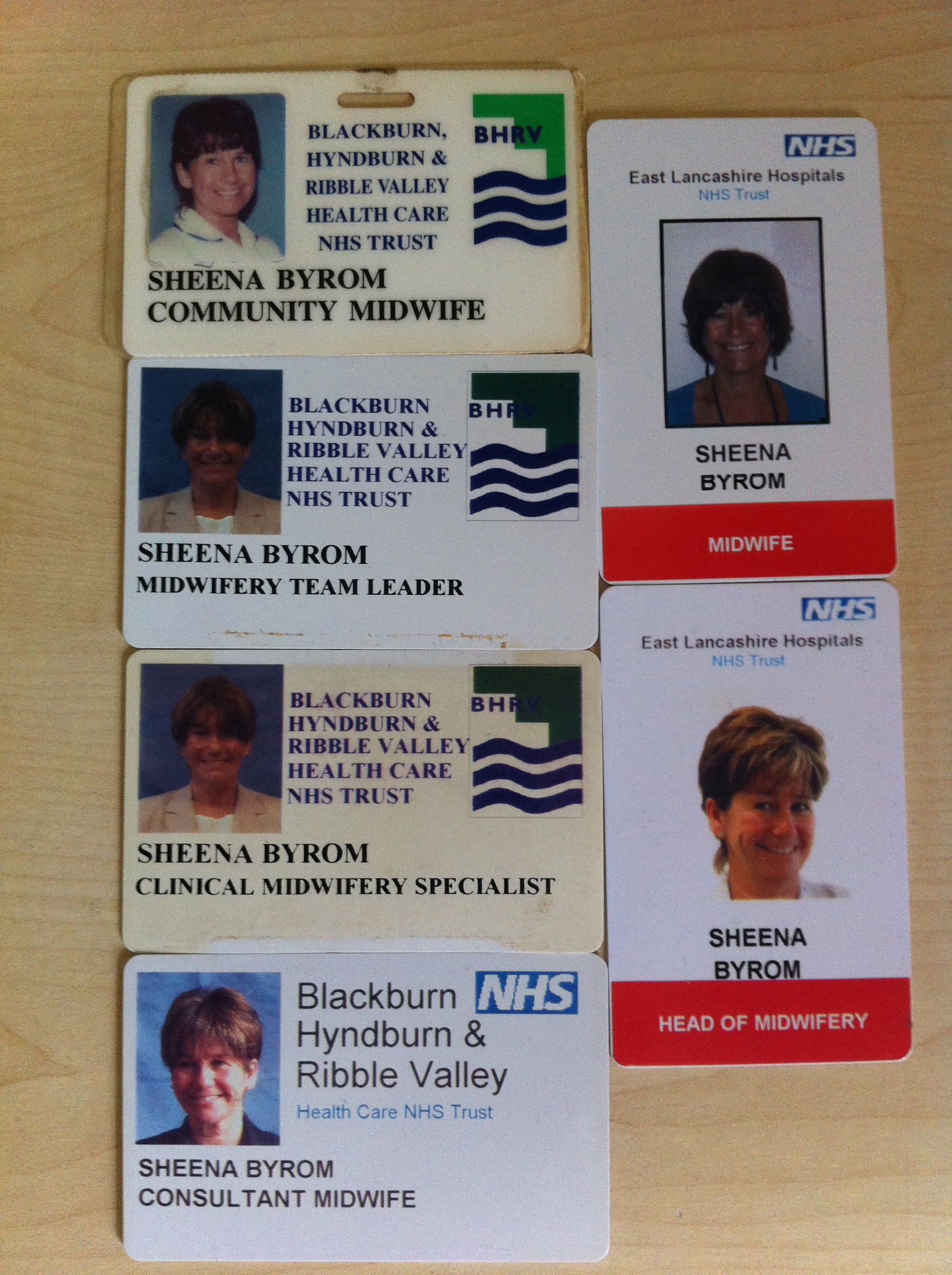 Super ID Badges | SHEENA BYROM ZM49